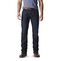 Ariat Men's M4 REBAR Stretch Low Rise Boot Cut Jean, Bodie,