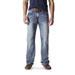 Ariat Men's M4 Low Rise Boot Cut Jean, Coltrane Durango, 35x