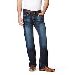 Ariat Mens M4 Low Rise Adkins Stretch Boot Cut 38 32 Turnout