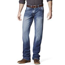 Ariat Men's M4 Low Rise Boot Cut Jean, Cole Dakota, 44X30
