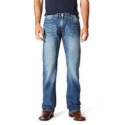 Ariat Mens M5 Slim Adkins Boot Cut 34 32 Midway