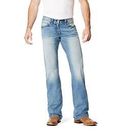Ariat Mens M7 Rocker Stretch Trace Boot Cut Jean 36 30 Shast
