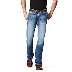 Ariat Men's M7 Stretch Extra Slim Fit Rocker Boot Cut Jean,