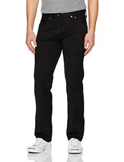 Levi's Men's Made in The USA 501 Original Fit Jean, Black, 2