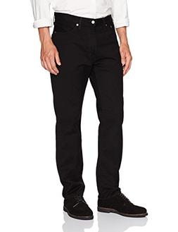 Levi's Men's Made in The USA 541 Athletic Fit Jean, Black, 4