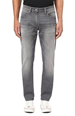 Mavi Men's Marcus Slim Straight Leg Jeans, Lt Grey Brooklyn