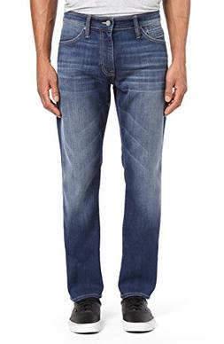 Mavi Men's Marcus Slim Straight Leg Jeans, Dark Brushed Will