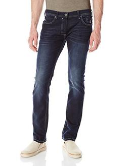 Buffalo David Bitton Men's Max Super Skinny Jean, Easy Blue,