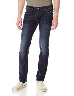 Buffalo David Bitton Men's Max Super Skinny Jean, Easy Blue,