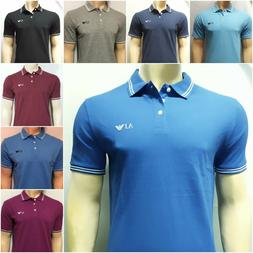 MEN ARMANI JEANS SHORT SLEEVE POLO-SHIRTS Y COLLARED NECK T-