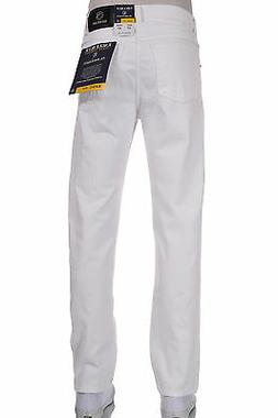 Eagle blue jeans Men Classic White jeans Straight leg fit 10