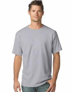 Hanes Men Crew neck T-Shirt 4-Pack ComfortSoft 100% Cotton H