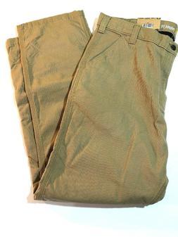Men Jeans Carhartt 103342 RuggedFlex®Rigby Dungarees Knit L