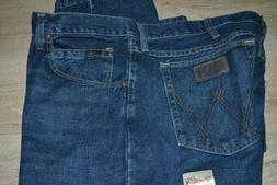 MEN'S WRANGLER 01 COMPETITION 20X  01MWXDB Relaxed fit Jeans