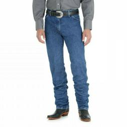 WRANGLER Men's 30x30 Cowboy Cut Original Fit Stonewashed Den