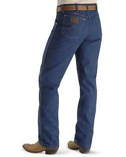 Wrangler Men's 31Mwz Cowboy Cut Relaxed Fit Prewashed Jeans
