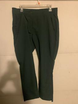 Under Armour Men's 34/32 Golf Casual Pants Green