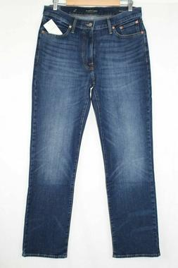 Lucky Brand Men's 363 Straight Leg Stretch Nian Blue Wash 7M