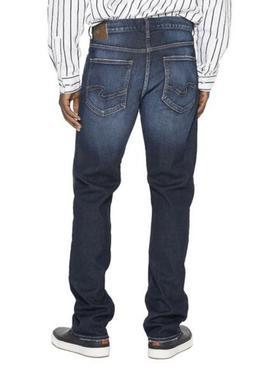 Silver Jeans Men's 38x32 Grayson Easy Fit Straight Denim $89