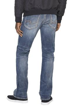 Silver Jeans Men's 40x32 Craig Easy Fit Bootcut Denim $89 ME