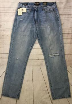 NEW Lucky Brand 181 Men/'s Relaxed Fit Straight Leg Jeans NWOT 32X32