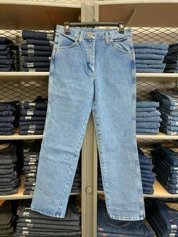 Wrangler Men's 936 ATW Cowboy Cut Slim Fit Prewashed Jeans A