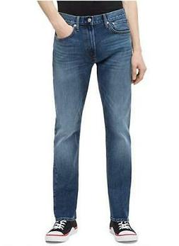 Calvin Klein Men's Athletic Taper Fit Jeans CKF 056 W29 L30