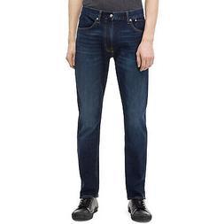 Calvin Klein Men's Athletic Taper Fit Jeans