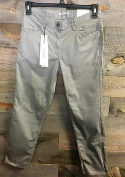 Men's Calvin Klein Authentic 5-Pocket Slim Fit Light Gray Je