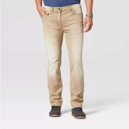 Men's Big & Tall Goodfellow Slim Straight Fit Jeans Dust Bow