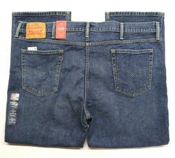 Men's Big & Tall Levi's 514 Straight Fit Stretch Blue Jeans
