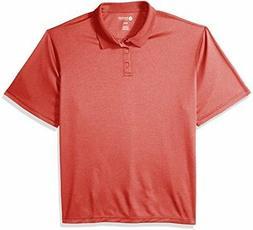 Haggar Men's Big&Tall Short Sleeve Marled Polo - Choose SZ/c