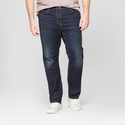 Men's Big & Tall Slim Straight Jeans - Goodfellow & Co™ Da