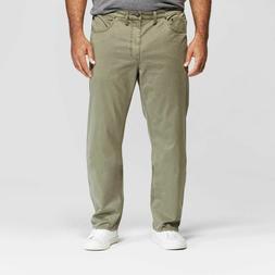 Men's Big & Tall Slim straight fit Pants Goodfellow & Co Tot
