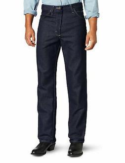 Wrangler Men's Big Rugged Wear Stretch Jean,Denim, - Choose