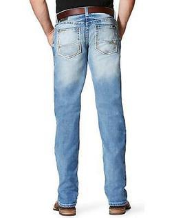 Ariat Men's Blue M2 Stirling Shasta Jeans - Boot Cut - 10020
