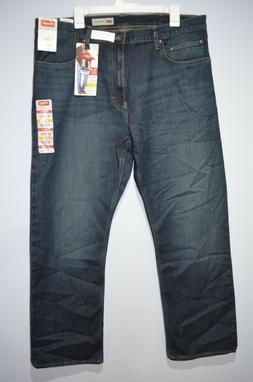 Wrangler Men's Bootcut Jeans - Denim 38x30