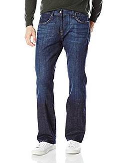 7 For All Mankind Men's Brett Slim Bootcut Jean, Los Angeles