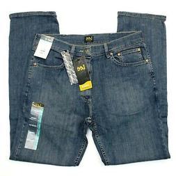 Men's Lee Classic Fit Straight Leg Blue Jeans  Daredevil - 3
