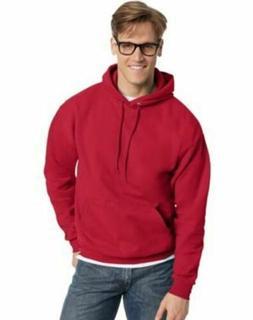 Hanes Men's ComfortBlend EcoSmart Pullover Hoodie Sweatshirt