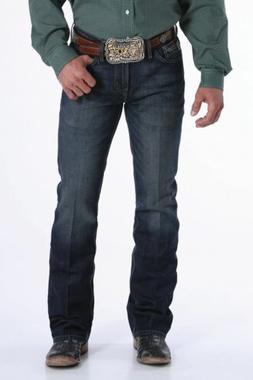 Cinch Men's Dark-Wash Ian Jeans MB64636001