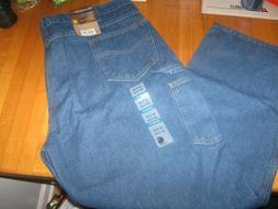 Men's Carhartt Denim B171 DST Relaxed Fit Carpenter Jeans Sz