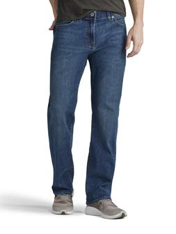 Lee Men's Extreme Motion Relaxed Fit Stretch Big & Tall Jean