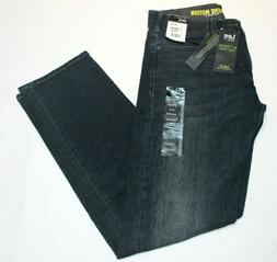 "Men's ""Lee"" Extreme Motion Slim Fit Faded Dark Blue ""Maveric"