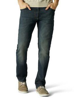 Lee Men's Extreme Motion Straight Fit Tapered Leg Denim Jean