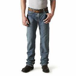 ARIAT Men's Flame Resistant M5 Slim Fit Straight Leg Shirt -