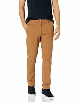 Southpole Men's Flex Stretch Basic Long Chino Pant - Choose