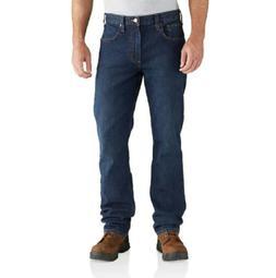 Carhartt Men's Full Swing Relaxed Straight Jean - Various Si