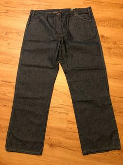 Men's Genuine Dickies Relaxed Fit Heavy Duty Fabric Work Jea