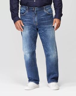 Men's Goodfellow & Co Big & Tall Straight Fit Jeans Medium W